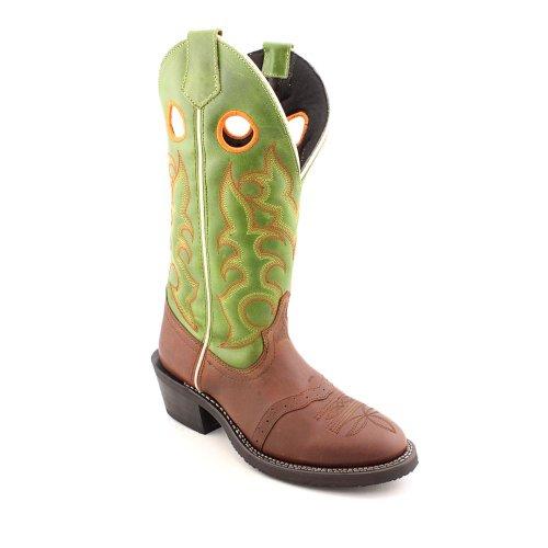 Laredo Men's Buckaroo Western Boot (7.5 D, ()