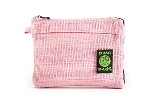 Padded Pouch - Soft Interior with Secure Heavy-Duty Zipper (10-Inch) (Pink) ()