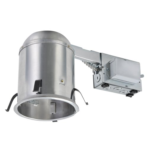 Lensed Wall Wash - EATON Lighting H572RICAT 5-Inch AirTite 26-Watt Compact Fluorescent Remodel Housing