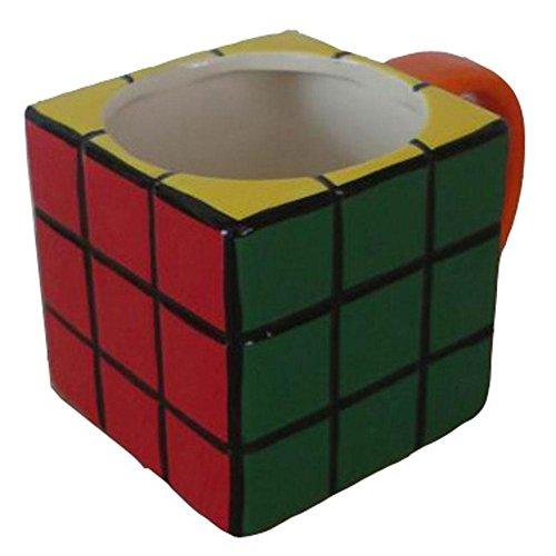 Rubik's Cube Molded Mug