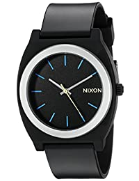Nixon Unisex The Time Teller P - The Future Clash Collection Midnight GT