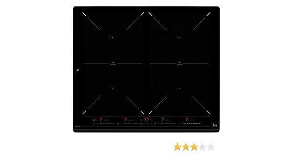 Teka IZF 6424 Integrado Con - Placa (Integrado, Con placa de inducción, Vidrio, Negro, 2200 W, Tocar)