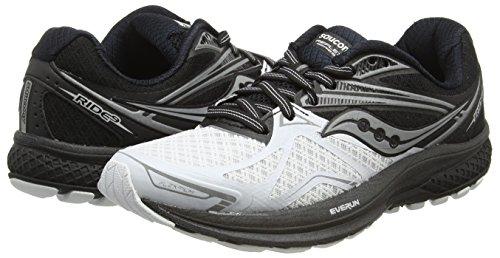 Varios blanco Colores 2 Mujer Para S10331 De Running negro Zapatillas Saucony plata 0wPAHq4