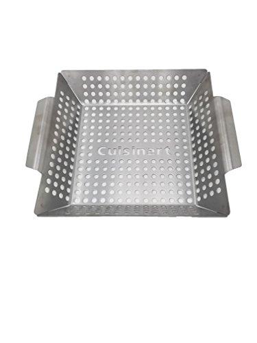(Cuisinart CSSW-428 Stainless Steel Wok, 11-Inch x 11-Inch,)