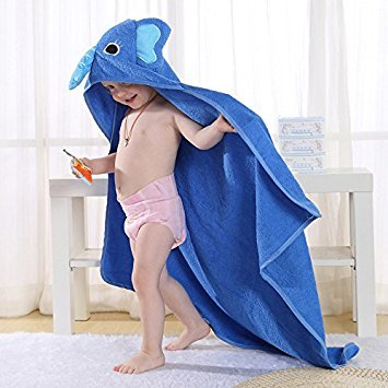 Baby Bath Hooded Towels for Kids Toddlers and Babies Infants Girls /Boys- Perfect Gift ¡­ (Hooded Towel Kids)