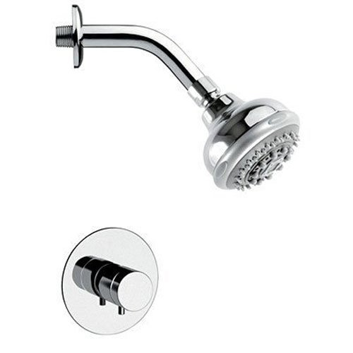 1 L x 1 W Remer Remer SS1093 Mario Thermostatic Shower Faucet