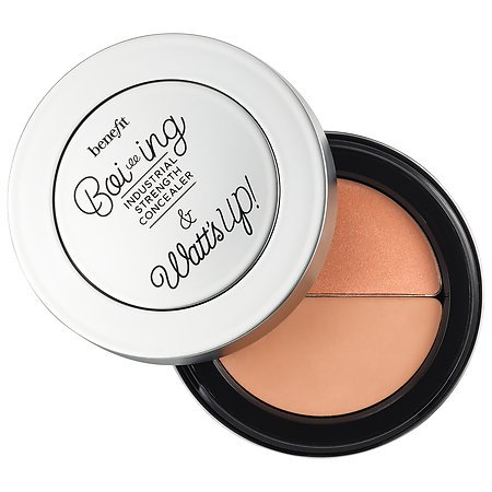 Benefit Boi Ing Concealer No  2   Watts Up  Soft Focus Highlighter Duo   2X 1 4G
