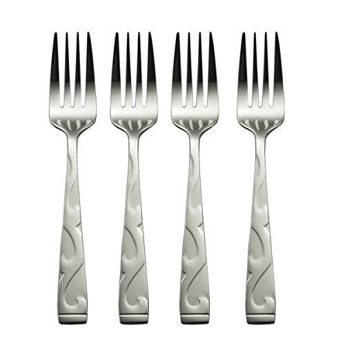 - Oneida Tuscany Salad Forks, Set of 4
