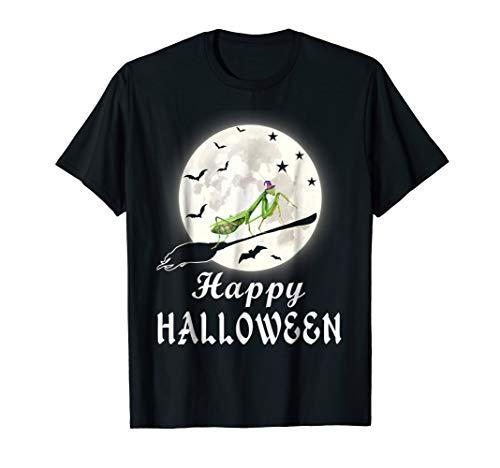 Halloween Praying Mantis Costume Shirt Praying Mantis Lover
