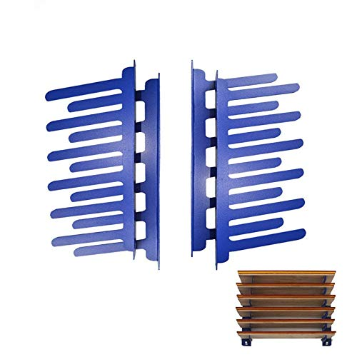 Photo Screen Printing Squeegee Rack Holder Organizer Screen Printing Equipment