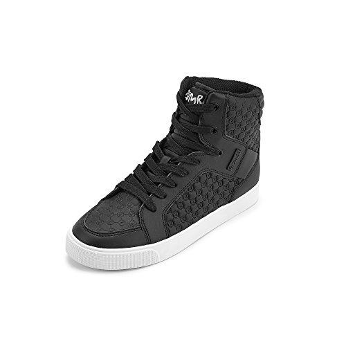 Womens Shoes Boss (Zumba Footwear Street Boss, Women's Fitness Shoes, Black (Black), 3 F UK)