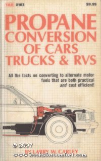 Propane Conversion of Cars, Trucks and Rvs