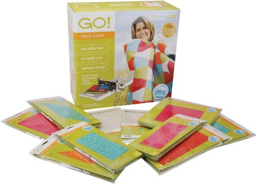 AccuQuilt GO! Mix & Match Starter Set by AccuQuilt