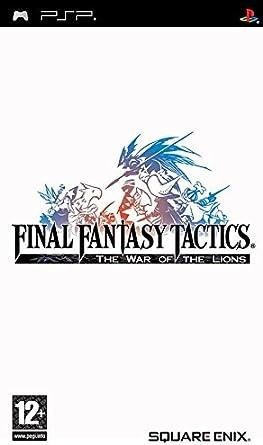 Final Fantasy Tactics - the War of the Lions: Amazon.es: Videojuegos