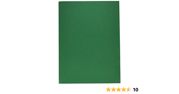 Bazzill Mono Cardstock 8.5X11-Bazzill Green//Classic Case Pack of 25
