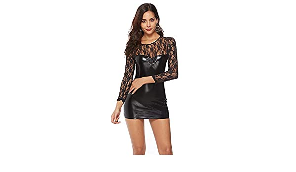 Amazon.com: Lingerie,Clearence Womens Lingerie KpopBaby Sexy Even Body Skirt Dress Hollow Night Club Underwear Embroidery Bras Set: Clothing