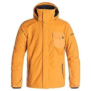 Quiksilver Mission Plain M SNJT - Chaqueta de Invierno, Color Naranja, Talla M: Amazon.es: Deportes y aire libre