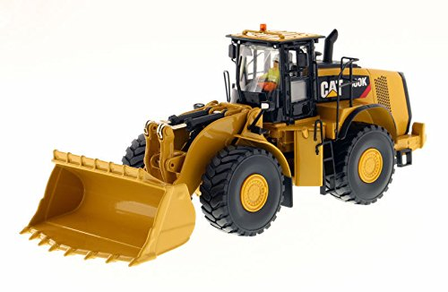 CAT CATERPILLAR 980K WHEEL LOADER ROCK CONFIGURATION 1/50 DIECAST MASTERS 85296 ^G#fbhre-h4 8rdsf-tg1371273