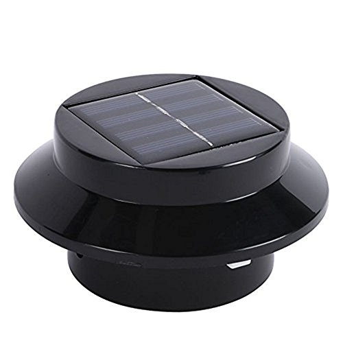 Businda Solar Motion Sensor Lights Outdoor, IP44 Waterproof Wireless Security Night Lights for Patio, Deck, Yard, Garden by Businda