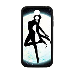 Romantic dancing in moon Flower Fairy Cell Phone Case for Samsung Galaxy S4