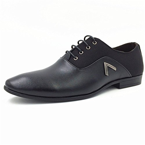 Amazon.com | Gentleman Oxford Men Leather Shoes Summer Male Flats Bullock Zapatillas Hombre Dress | Oxfords