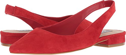 Steve Madden Women's Envi Red Suede 5.5 M US (Steve Madden Shoes New)