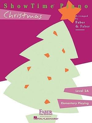 [(Showtime Christmas: Level 2a )] [Author: Nancy Faber] [Jan-1991] (Faber Piano 2a Christmas)