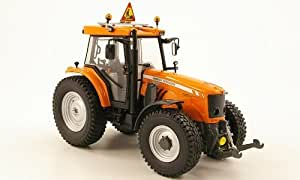 Massey Ferguson 6465 Dyna-6, anaranjado municipal, Modelo de Auto, modello completo, UH 1:32