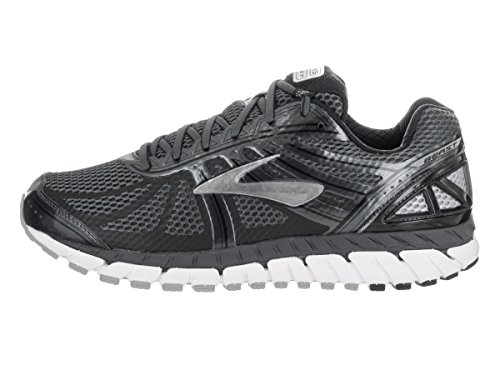 Brooks Men's Beast '16 Running Shoes Anthracite/Black/Silver sale countdown package TB0yH0SL