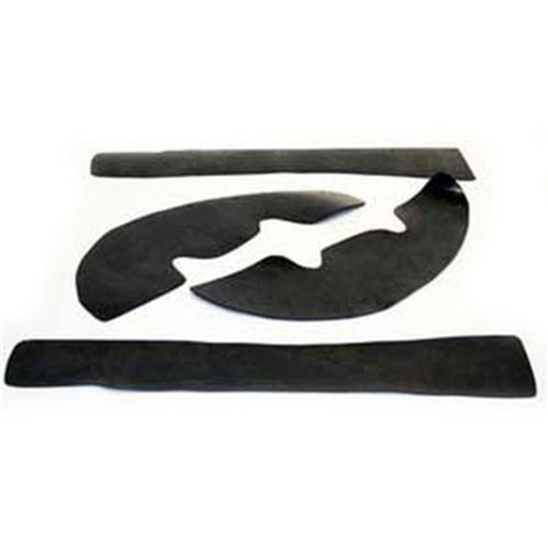 Performance Accessories, Ford Ranger 4WD Mazda B4000, Gap Guards for 3