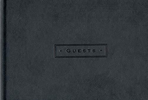 Classic Black Guest Book]()
