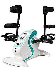 Gemotoriseerde Oefenfiets/Fiets Voor Gehandicapten En Gehandicapten - Elektrische Pedaaltrainer Met Beugel Voor Beenbescherming - Revalidatietrainer Voor Ouderen