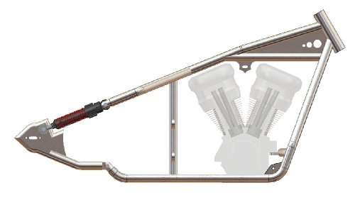 (Sportster Frame Plans - Softail - 200 Tire Size)