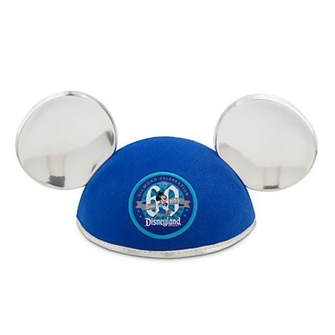 Mickey Mouse Ear Hat - Disneyland Diamond Celebration