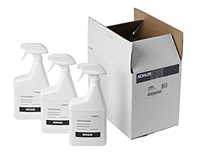Kohler 1174866 Urinal Cleaner, Pack Of 3