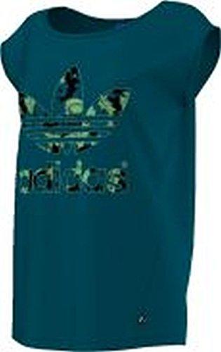 Adidas T-shirt smanicato donna