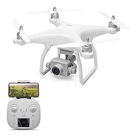 YANGSANJIN Drone con Camara HD Drone 4k Drone GPS Drones con ...
