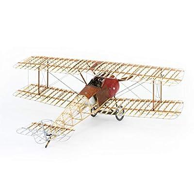 Artesanía Latina Wooden and Metal Model: Sopwith Camel Airplane 1/16