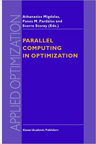 Book Parallel Computing in Optimization (Applied Optimization)