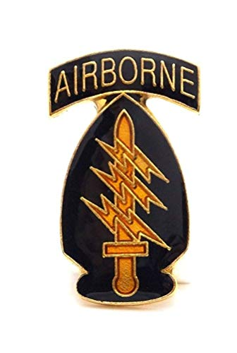 (Airborne Special Forces US Army Lapel Hat Pin Gift Military PPM033)
