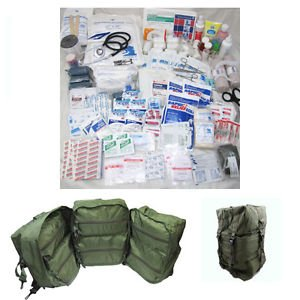 Elite First Aid M17 Medic Bag - 2 Pack Deal by Elite First Aid