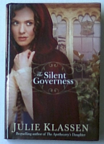 Silent Governess - Large Print Edition ebook