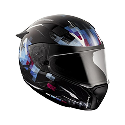 Amazon.es: Casco integral de carreras para moto, BMW, Motorrad 58/59 ECE ignition