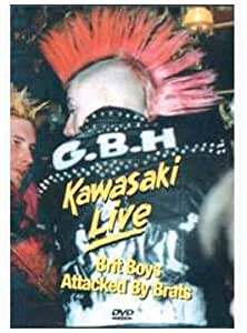 GBH: Kawasaki Live/Brit Boys Attacked by Brats