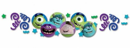 monsters inc party pack - 8