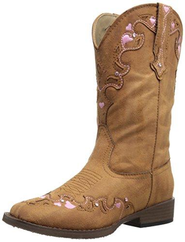 Square Toe Cowgirl Boot