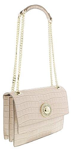 Versace EE1VRBBO8 Light Pink Shoulder Bag for Womens