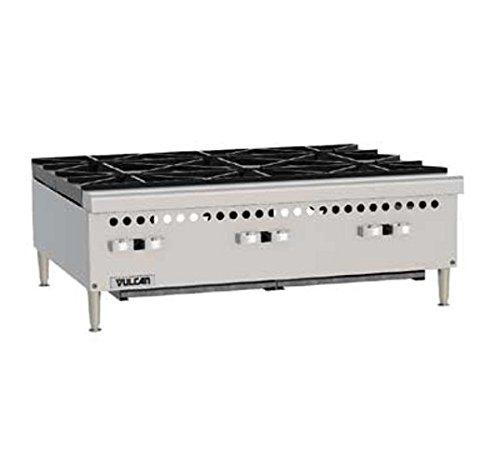 Open Burner Gas Hot Plate - Vulcan VCRH36 Hotplate gas countertop 36