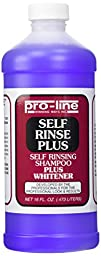 Pro-Line Self Rinse Plus Shampoo 16oz