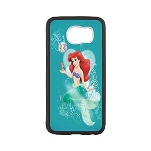 Samsung Galaxy S6 Phone Case The Little Mermaid W9M33667